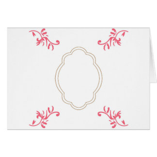 Ornaments and tallies card