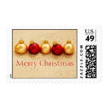 Ornaments at the Beach Postage