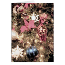 'Ornaments' Holiday Card - Beauty & Joy