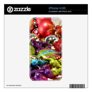 Ornaments I iPhone 4S Skins
