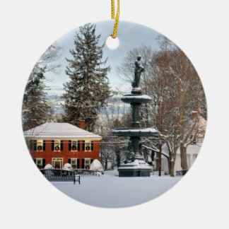 Ornaments of West Brookfield