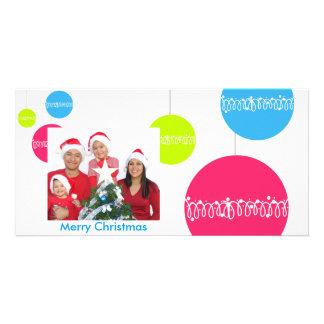 Ornaments Photo Card