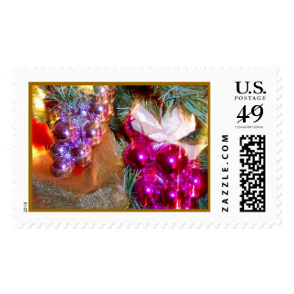 Ornaments Postage Stamps