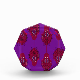 Ornaments purple ethnic Lace Award