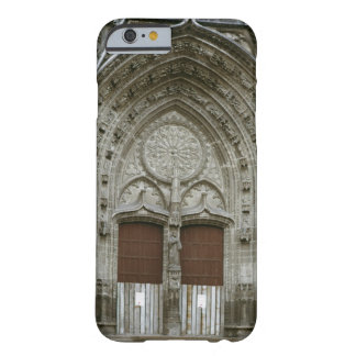 Ornate archway entrance with old-fashioned barely there iPhone 6 case
