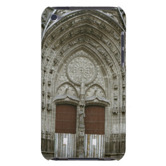 Ornate archway entrance with old-fashioned barely there iPod cover