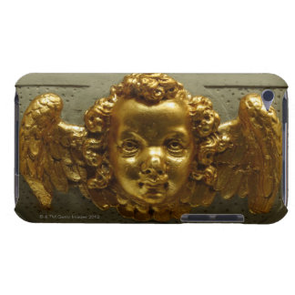 Ornate brass decoration iPod touch cover