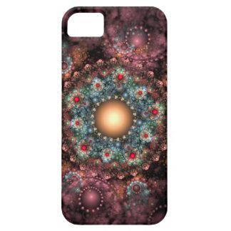 Ornate Brooch Fractal Art iPhone SE/5/5s Case