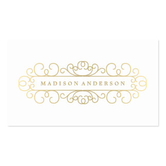 Ornate | Business Cards
