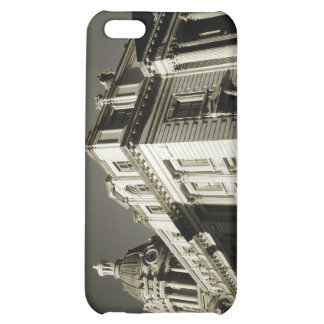 Ornate Centre Street Building Case For iPhone 5C