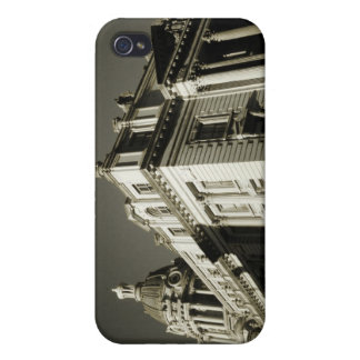 Ornate Centre Street Building iPhone 4 Covers
