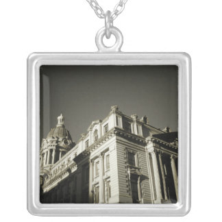 Ornate Centre Street Building Jewelry