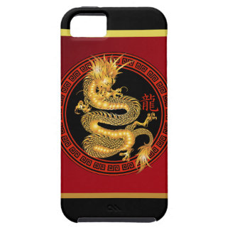 Ornate Chinese Year of the Dragon iPhone SE/5/5s Case