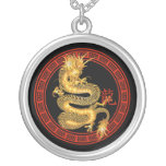 Ornate Chinese Year of the Dragon Jewelry