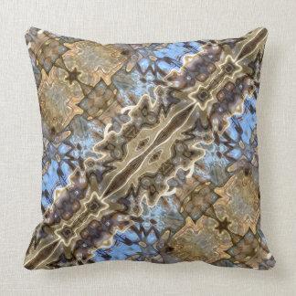 Ornate CricketDiane Goth Steampunk Alternative Throw Pillow