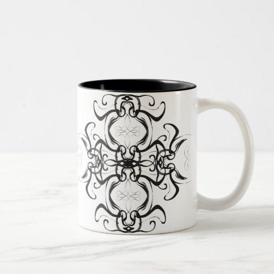 Ornate Cross Mug