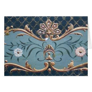 Ornate Design Card