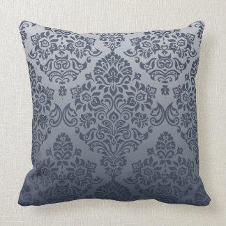 Ornate Elegant floral Damask Pattern Throw Pillows