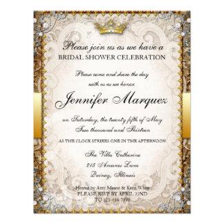 Ornate Fairytale Storybook Bridal Shower Invitatio Personalized Invite