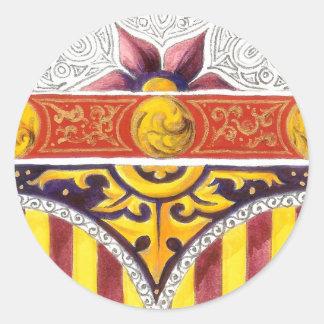 Ornate Fantasy Stickers