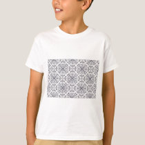 Ornate floral pale pattern T-Shirt