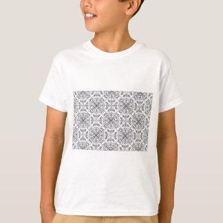 Ornate floral pale pattern T-Shirt