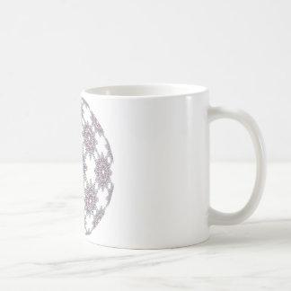 Ornate Flower Coffee Mug