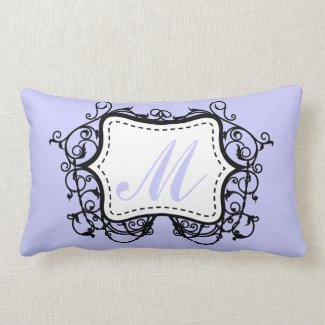 Ornate Frame Monogram