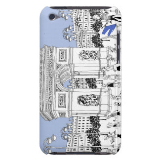 Ornate Gate Barely There iPod Cover