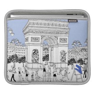 Ornate Gate Sleeve For iPads