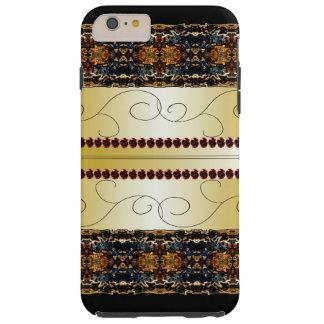 Ornate Goth Steampunk Elegant Cosplay CricketDiane Tough iPhone 6 Plus Case