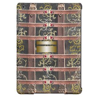Ornate Goth Steampunk Leather Trunk CricketDiane iPad Air Cover