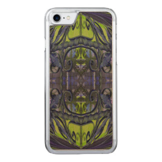 Ornate Gothic design Carved iPhone 8/7 Case
