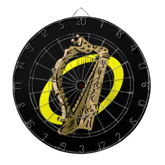 Ornate harp graphic yellow ring.png dart board