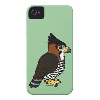 Ornate Hawk-Eagle iPhone 4 Cover