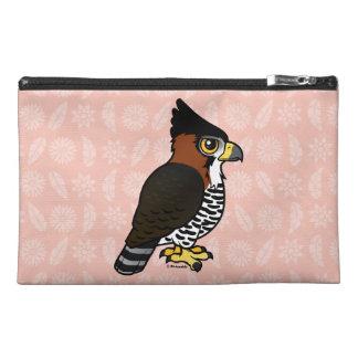 Ornate Hawk-Eagle Travel Accessory Bag