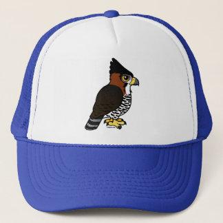 Ornate Hawk-Eagle Trucker Hat