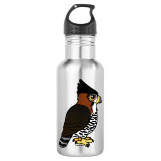 Ornate Hawk-Eagle Water Bottle