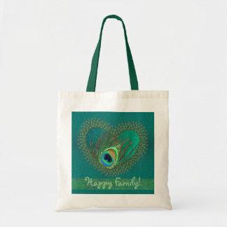 Ornate heart photo frame bags for Famly & Friends
