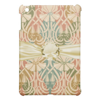 ornate intricate art nouveau lovely floral cover for the iPad mini