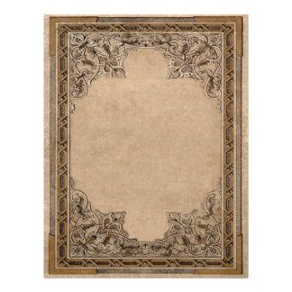 Ornate Letterhead for Book of Shadows