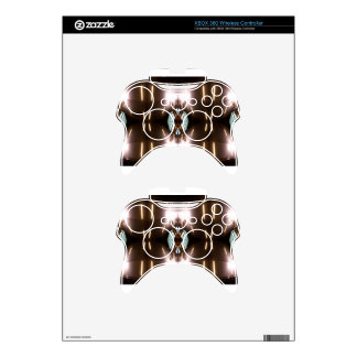 Ornate Metallica - Urban Futurism CricketDiane Xbox 360 Controller Skins