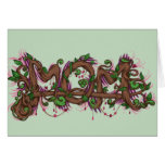 Ornate Mom Mother's Day Card