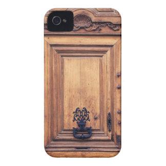 Ornate Parisian Door iPhone 4 Case