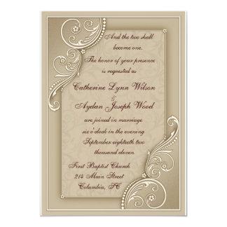 Ornate Scroll Card