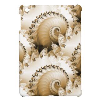 Ornate Seashells iPad Mini Case