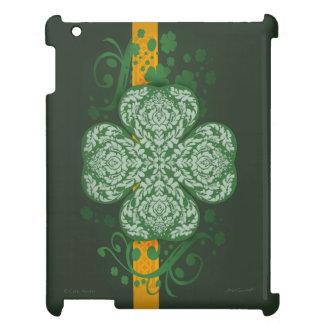 Ornate Shamrock iPad 2/3/4 Case Case For The iPad