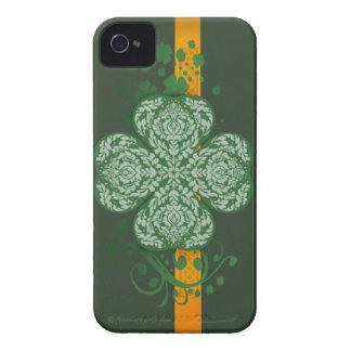Ornate Shamrock iPhone4 Case iPhone 4 Case-Mate Case