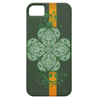 Ornate Shamrock iPhone5 Universal Case iPhone 5 Case