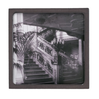 Ornate Stairwell D Deck Gift Box